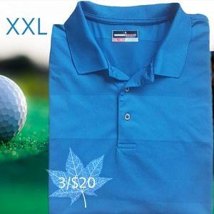 NWOT Golf shirt XXL